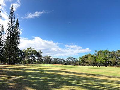 ミリラニゴルフクラブ(ハワイ・オアフ)...