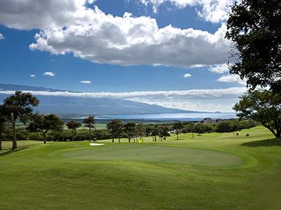 カヒリ・ゴルフコース(ハワイ・マウイ)