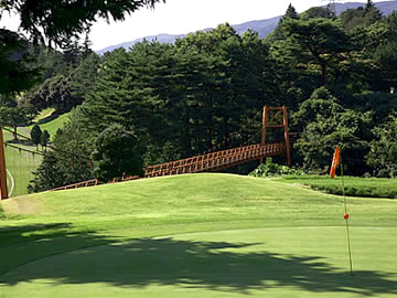 スパリゾートハワイアンズゴルフコース