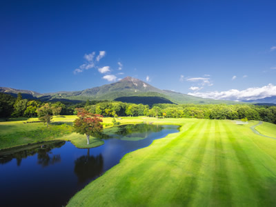 星野リゾート<br />メローウッドゴルフクラブの写真