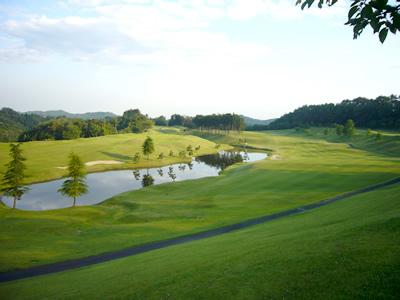 ライジングゴルフクラブ<br />の写真