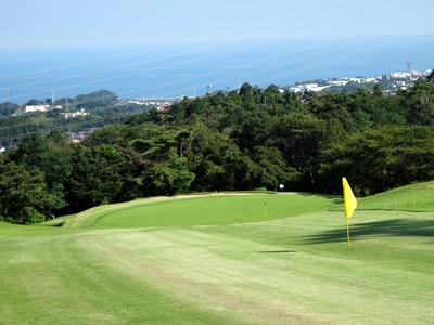 日立ゴルフクラブの写真