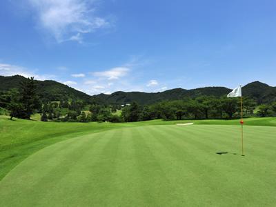 足利城ゴルフ倶楽部の写真