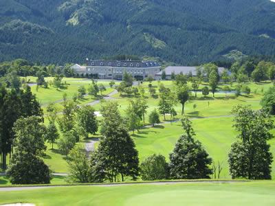 ゴルフ倶楽部ゴールデンウッドの写真