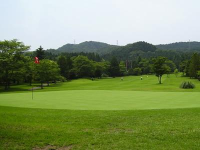 栃の木カントリークラブの写真