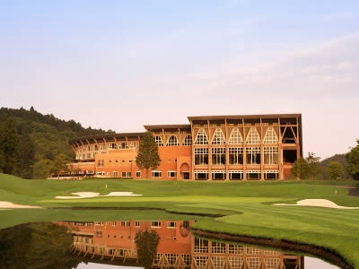 ホテル&リゾート<br />那須霞ヶ城ゴルフクラブの写真