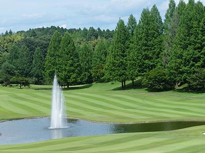 紫塚ゴルフ倶楽部の写真