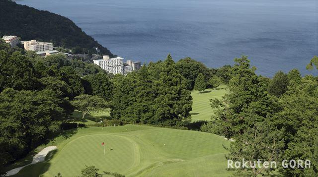 熱海 ゴルフ場