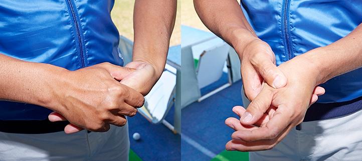 痛い ゴルフ 親指 ゴルファーに多い親指付け根の痛み『母指CM関節症』の原因・サポーターを含むリハビリ治療・スイングメカニズムについて解説をします。