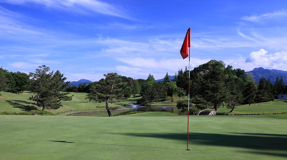 富岡ゴルフ倶楽部 写真