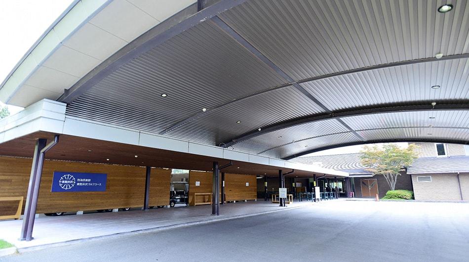 熱海倶楽部 東軽井沢ゴルフコース 写真