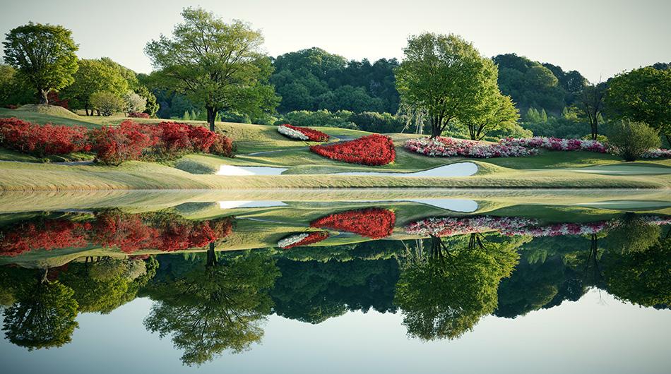 レーサム ゴルフ&スパ リゾート 写真
