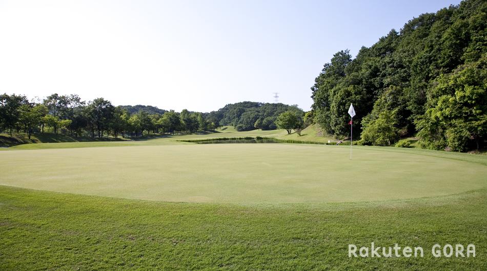 吉井南陽台ゴルフコース(群馬県)