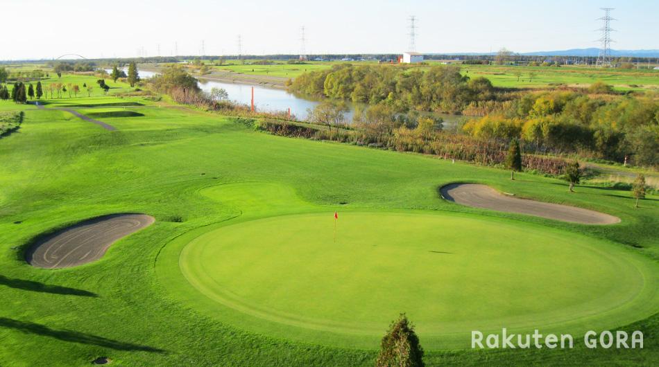 南幌リバーサイドゴルフ場 写真