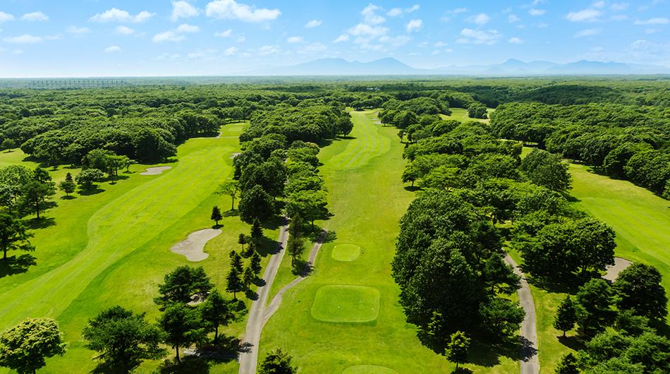 苫小牧ゴルフリゾート72 エミナゴルフクラブ 写真