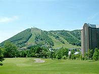 ルスツリゾートゴルフ72 タワーコース