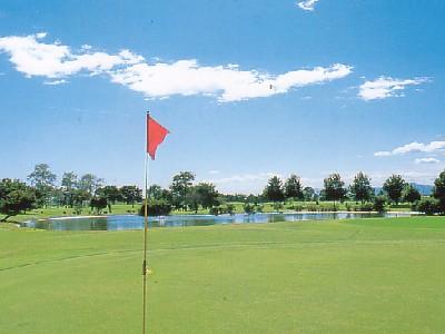 上里ゴルフ場