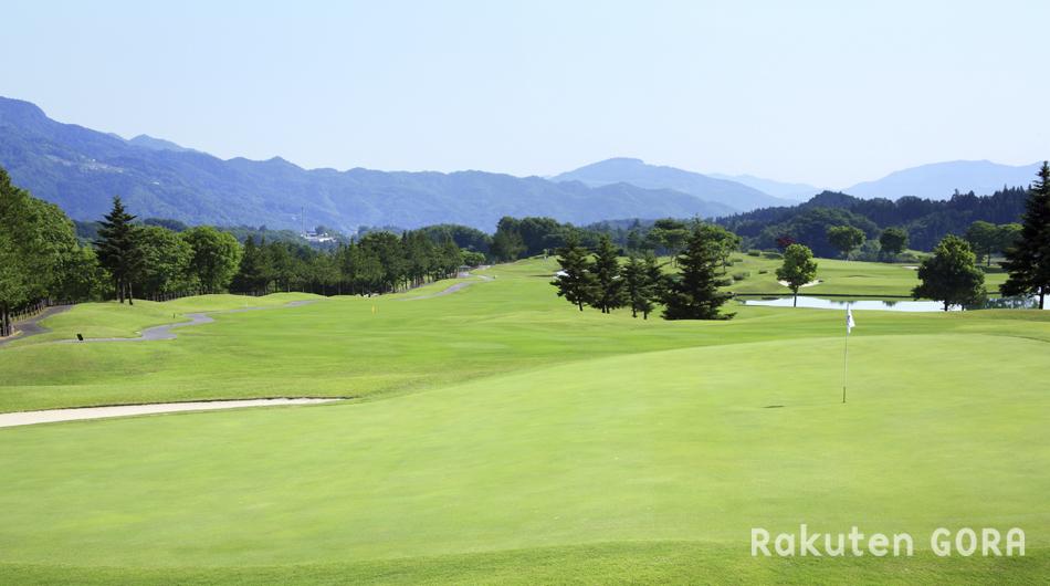 彩の森カントリークラブ(埼玉県)