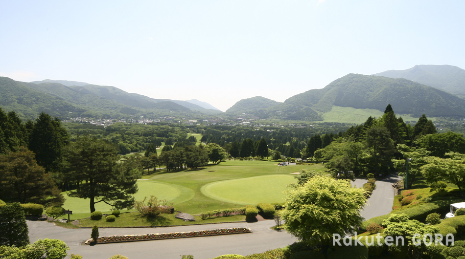 富士屋ホテル仙石ゴルフコース 写真