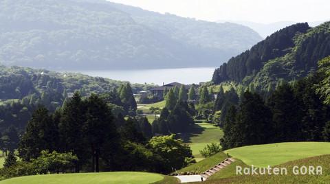 箱根湖畔ゴルフコース
