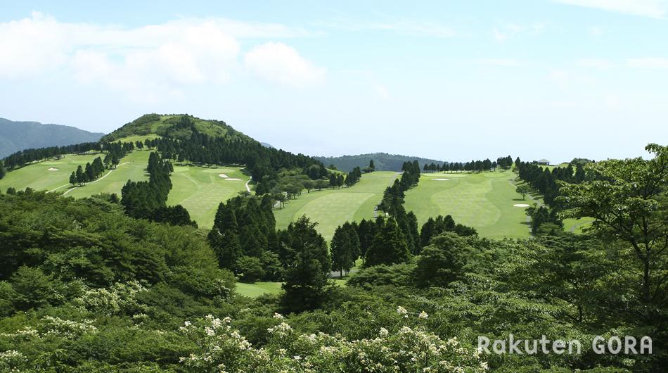 箱根湯の花ゴルフ場 写真