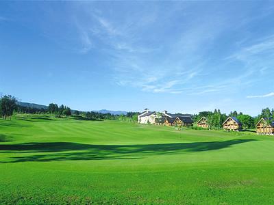 当間高原リゾートベルナティオゴルフコース