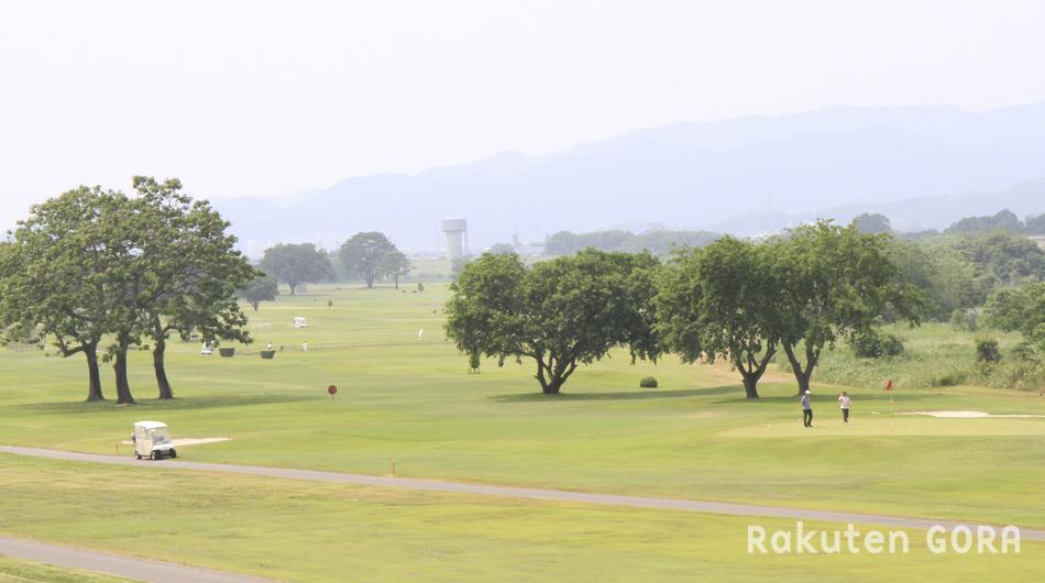足利渡良瀬ゴルフ場 写真