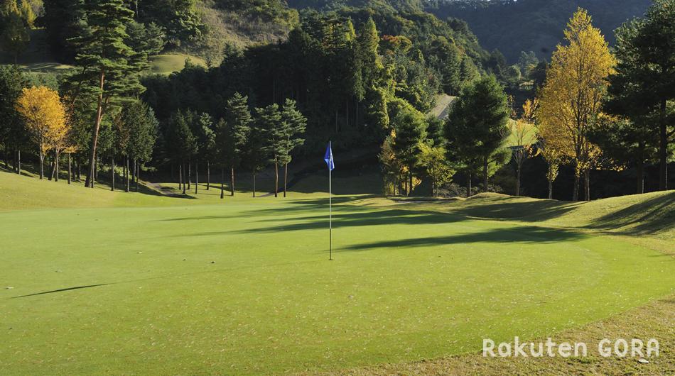 大月ガーデンゴルフクラブ(山梨県)