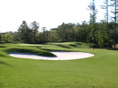 茶臼山ゴルフ倶楽部 ブナの嶺コース