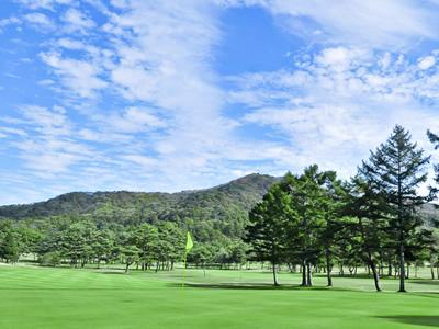 軽井沢72ゴルフ 東コース...
