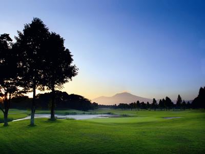 軽井沢72ゴルフ 南コース...
