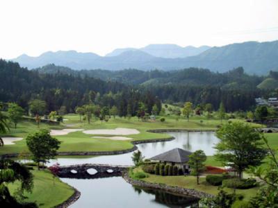 やまがたゴルフ倶楽部 美山コース