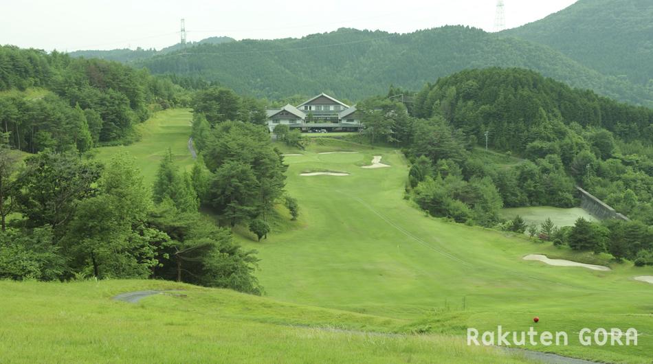 中仙道ゴルフ倶楽部 写真