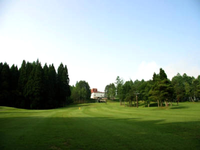 飛騨数河カントリークラブ(旧飛騨カントリークラブ)
