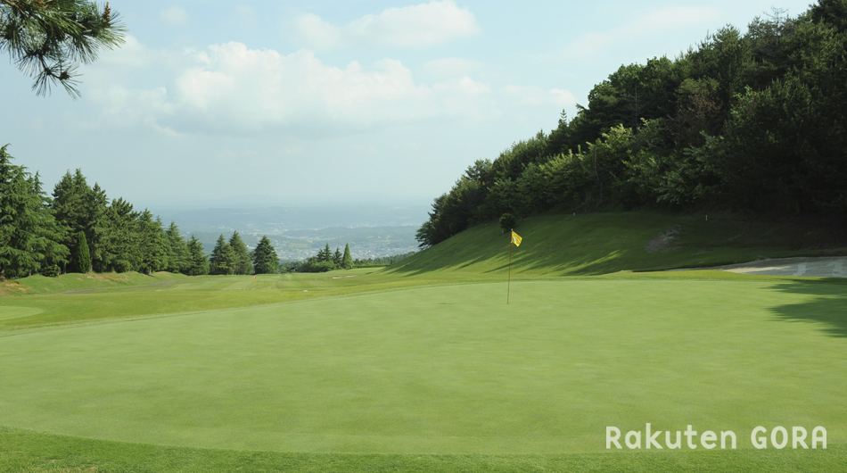名岐国際ゴルフ倶楽部(岐阜県)