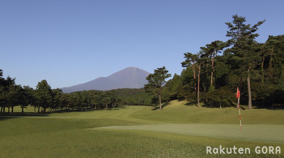富士国際ゴルフ倶楽部 写真
