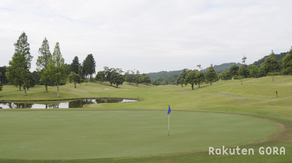 鈴鹿の森ゴルフクラブ(三重県)