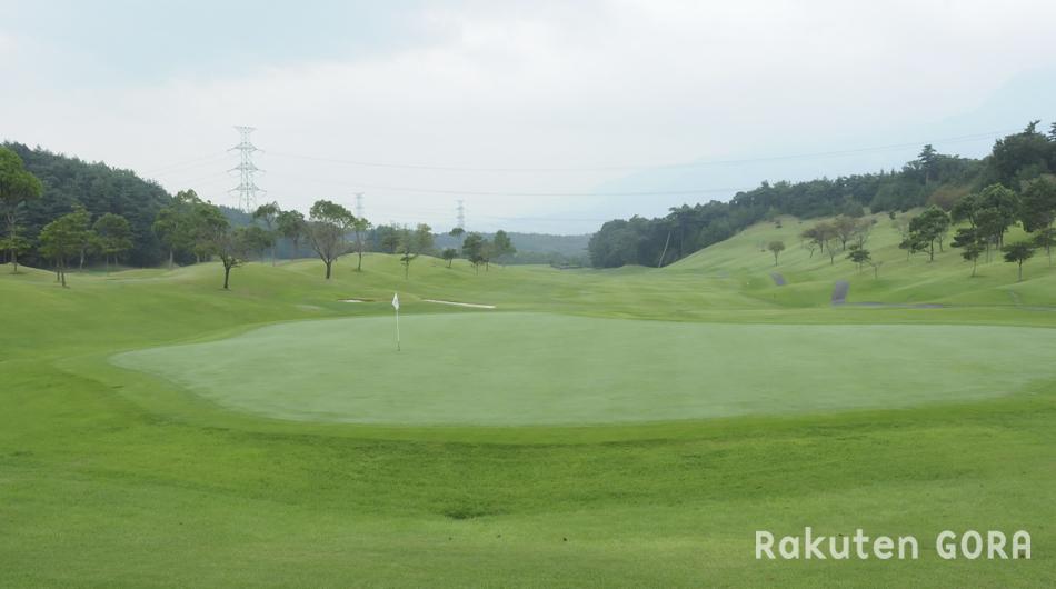 藤原ゴルフクラブ(三重県)
