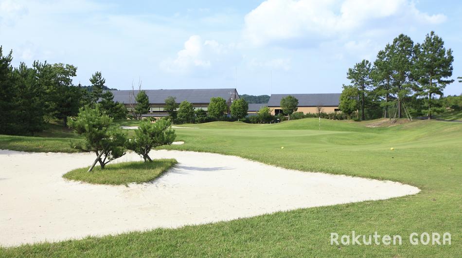 朝宮ゴルフコース 写真