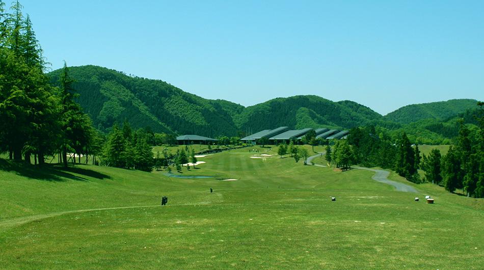 クラウンヒルズ京都ゴルフ倶楽部 写真