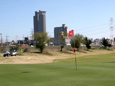 樟葉パブリック・ゴルフ・コース(くずはゴルフ場)
