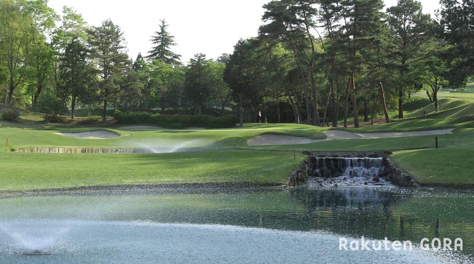 山の原ゴルフクラブ(兵庫県)