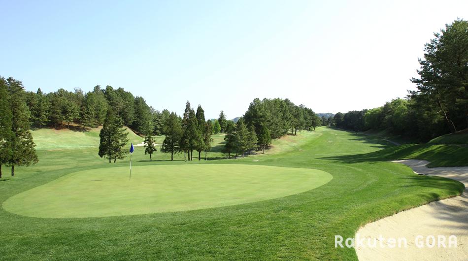 山の原ゴルフクラブ(兵庫県