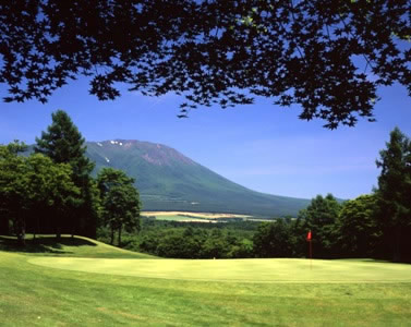 雫石ゴルフ場