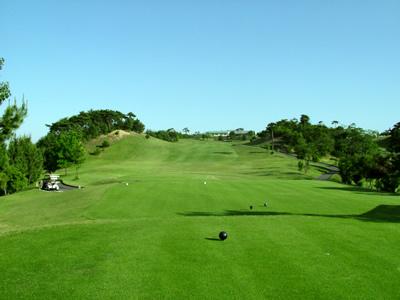 岡山空港ゴルフコース