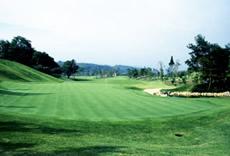 岡山西ゴルフ倶楽部