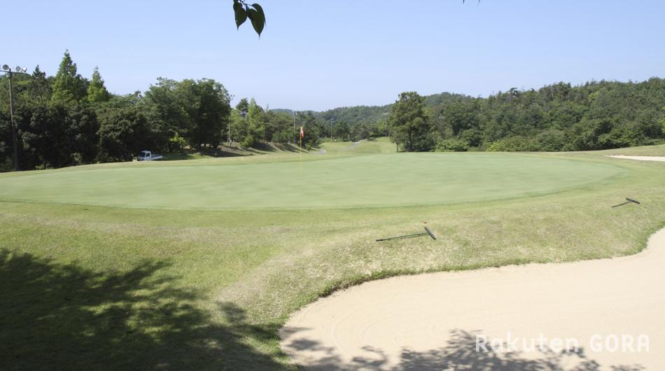 新岡山ゴルフクラブ(岡山県)