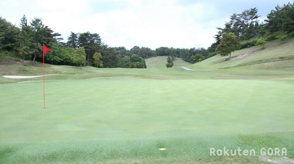 双鈴ゴルフクラブ 関コース(三重県)