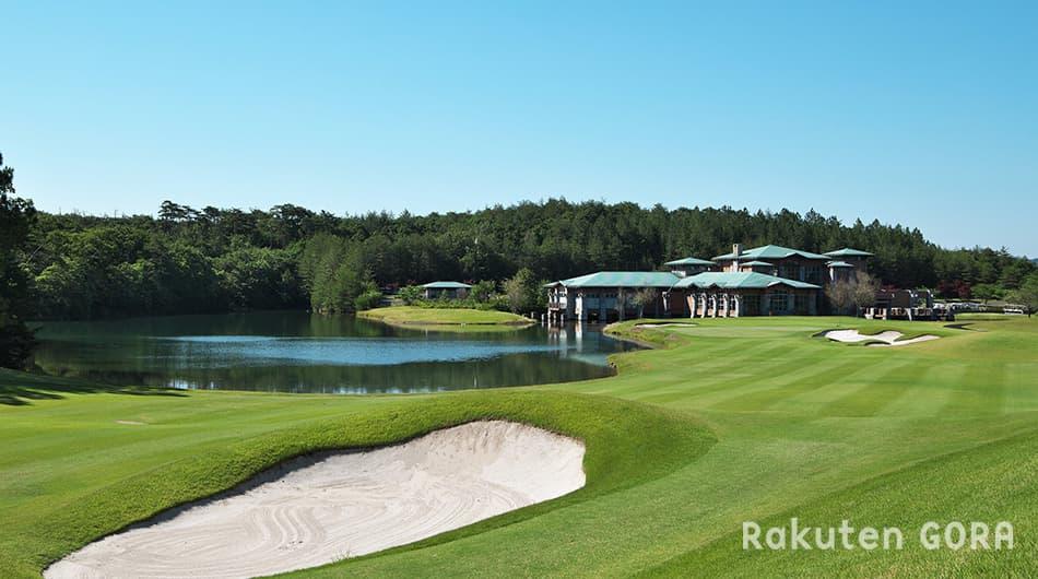 リージャスクレストゴルフクラブ ロイヤル 写真