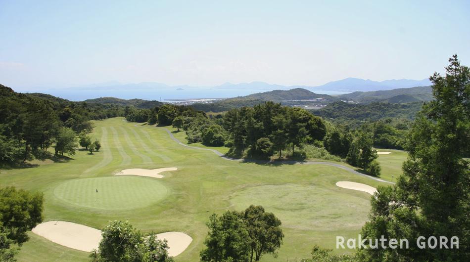 山陽国際ゴルフクラブ 写真